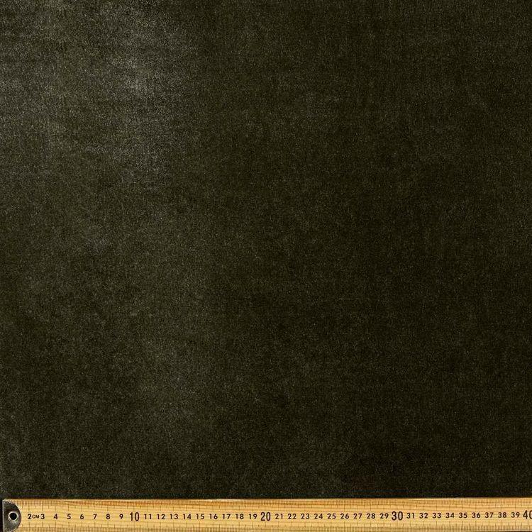 Plain 145 cm Designer Velvet Fabric