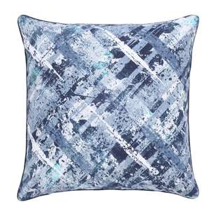 Ombre Home Weathered Coastal Zari Chamonix Cushion