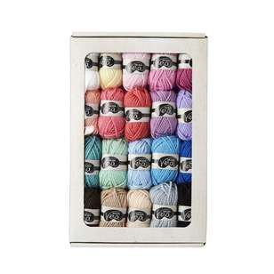 Moda Vera Box Of Mini Acrylic Yarns