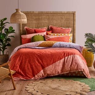 KOO Sahara Quilt Cover Set