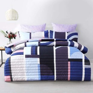 KOO Luna Quilted Quilt Cover Set