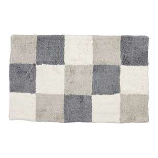 KOO Tufted Square Bath Mat