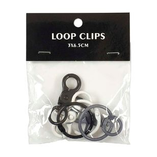Loop Clips 3 Pack