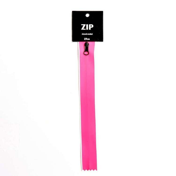 Timber & Thread Neon Zip