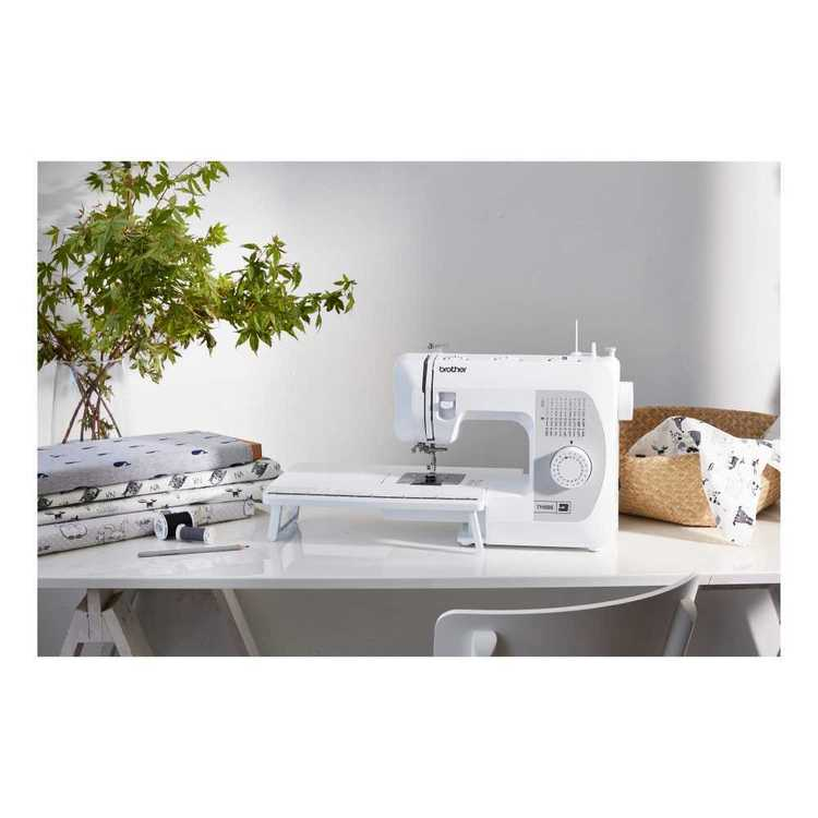 Brother TY400G Sewing Machine White & Grey