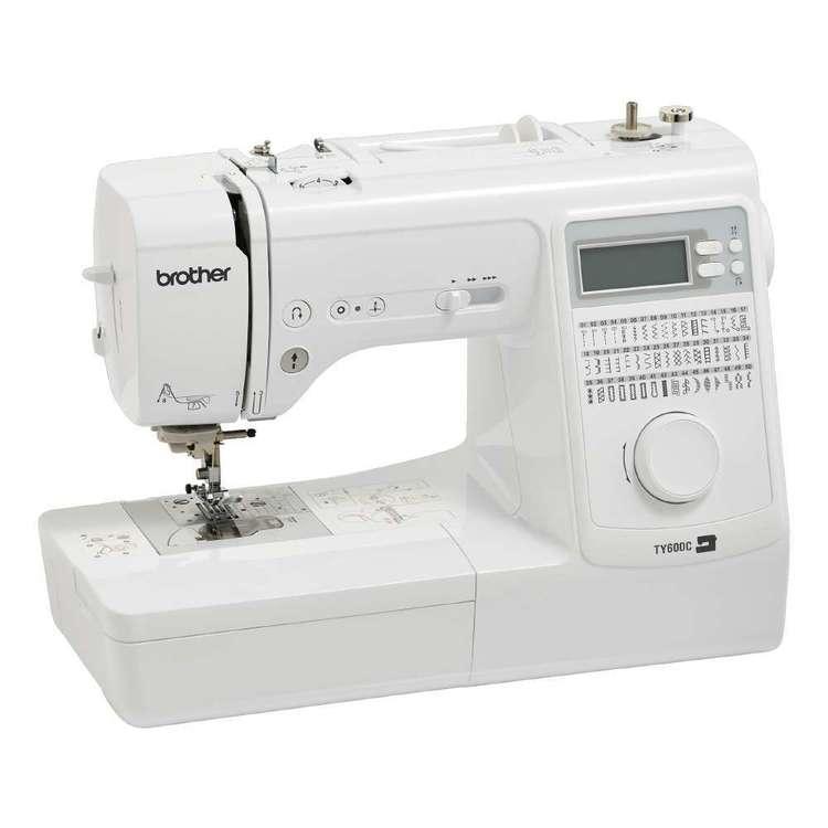 Brother TY600C Comp Sew Machine