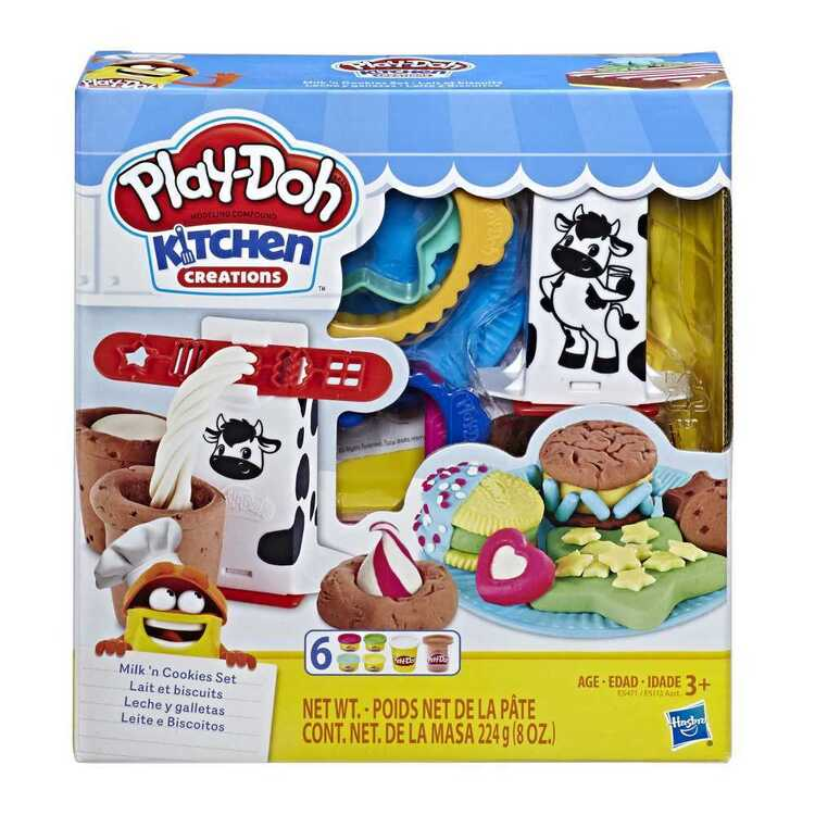 Playdoh Kitchen Creations Silly Snacks