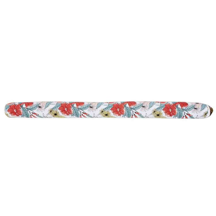 Inhabit By Ladelle Bloom Draught Excluder Multicoloured 6 x 88 cm