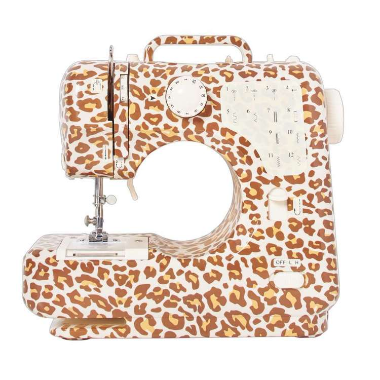 Sew & Make Fashion Mini Sewing Machine