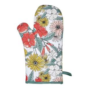 Kitchen By Ladelle Bloom Oven Gloves 2 Pack