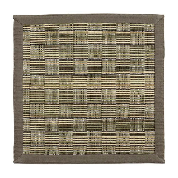 Dine By Ladelle Baku Woven Placemat