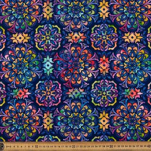 Studio E Butterfly Paradise Medallion Cotton Fabric