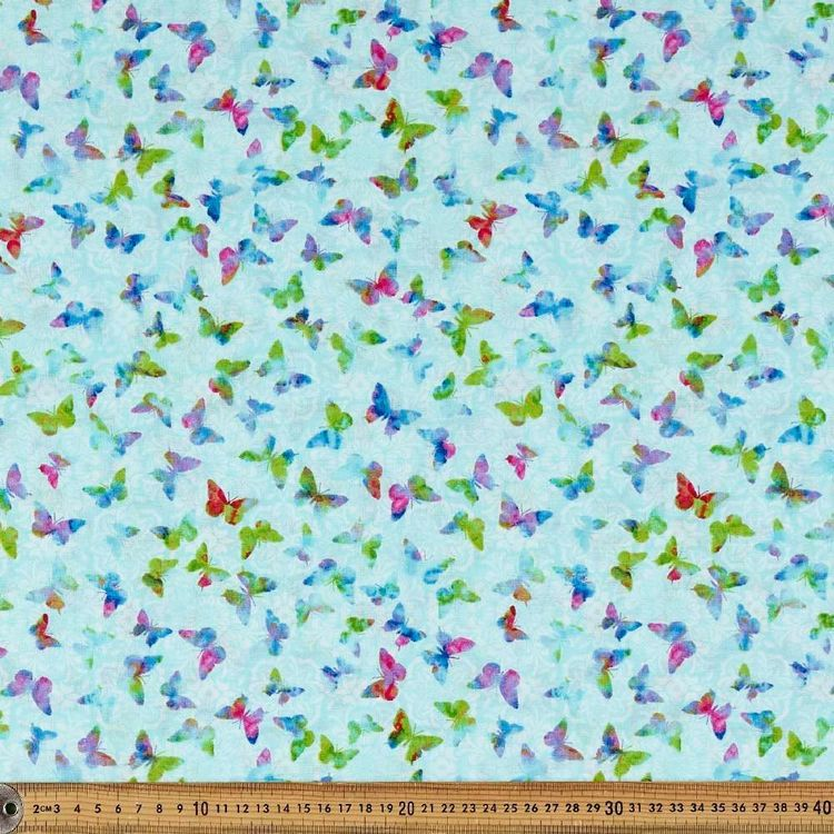 Studio E Butterfly Paradise Mini Butterfly Cotton Fabric
