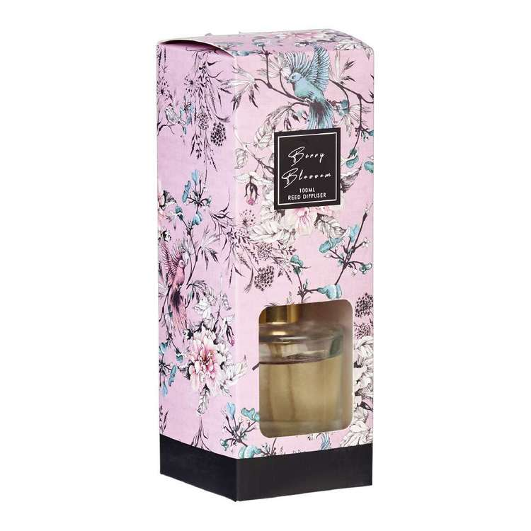 Ombre Home Sakura Bloom Berry Blossom Reed Diffuser