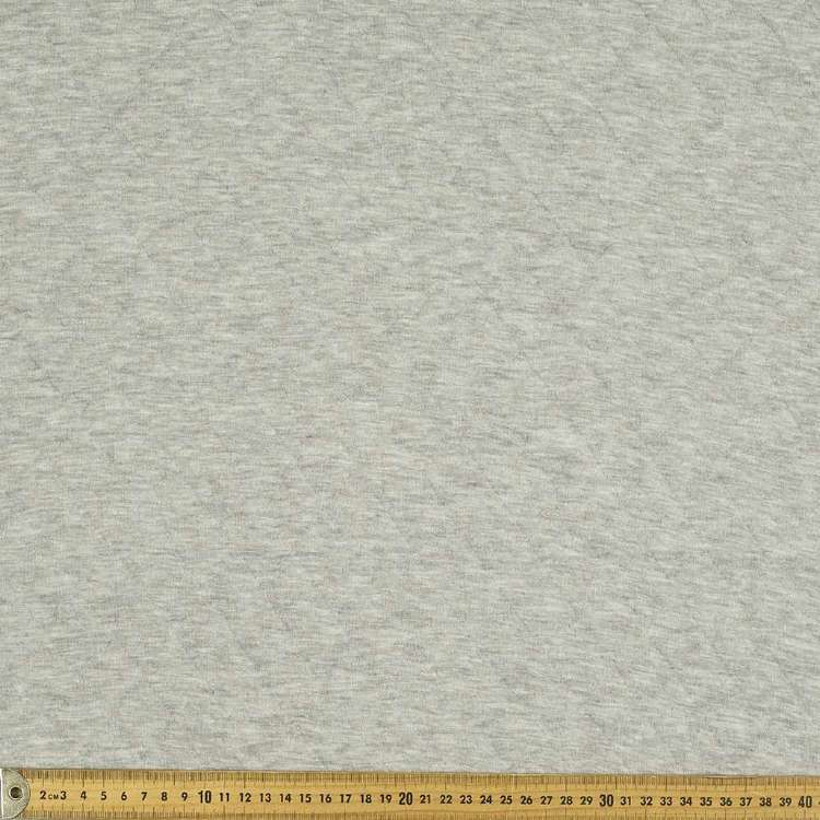 Plain Quilted Jersey Fabric