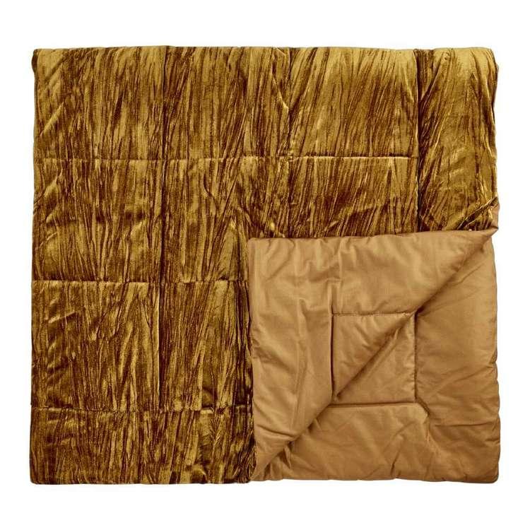 KOO Elite Crushed Velvet Blanket