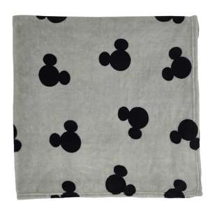 Disney Mickey Mouse Throw