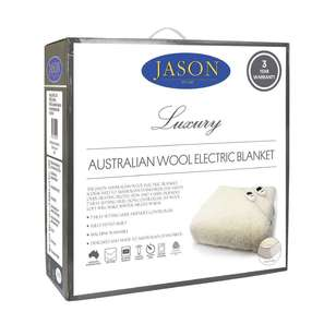 Jason Wool Electric Blanket