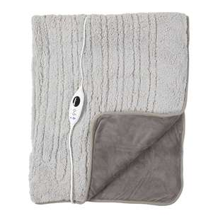 Jason Reversible Heated Throw