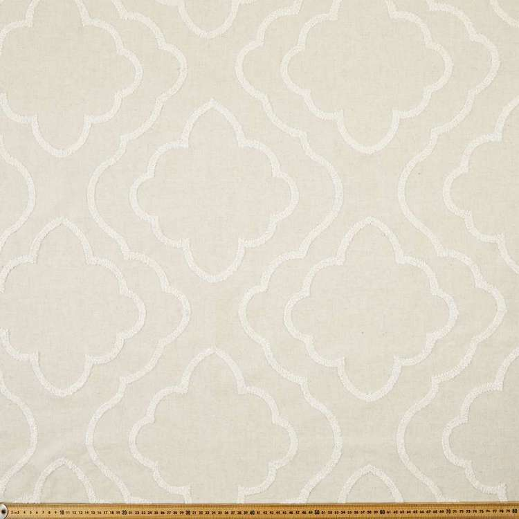 Gabriel Embroidered Upholstery Fabric