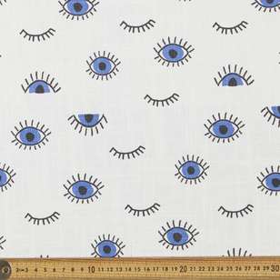 Kids Eye Canvas Slub