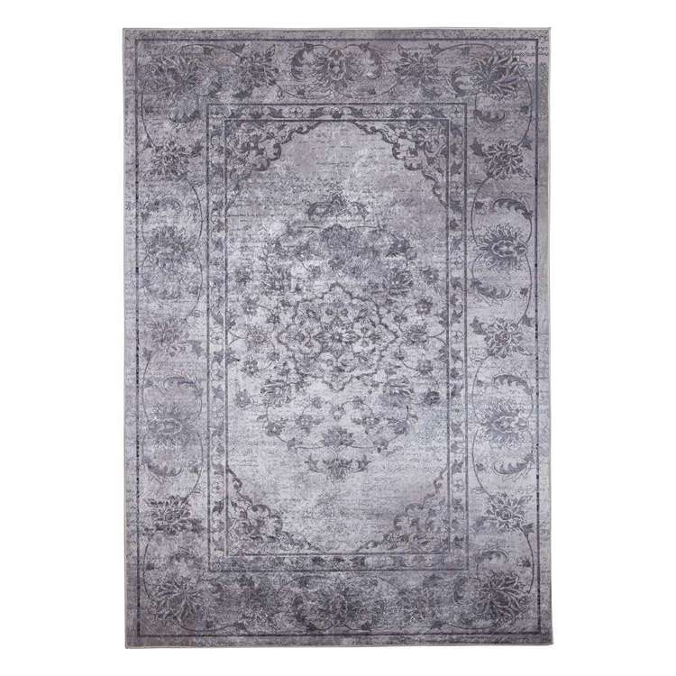 Living Space Dunel Printed Silky Rug