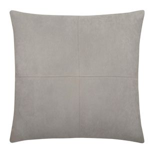 Bouclair Blushing Tones Garrett Suede Cushion