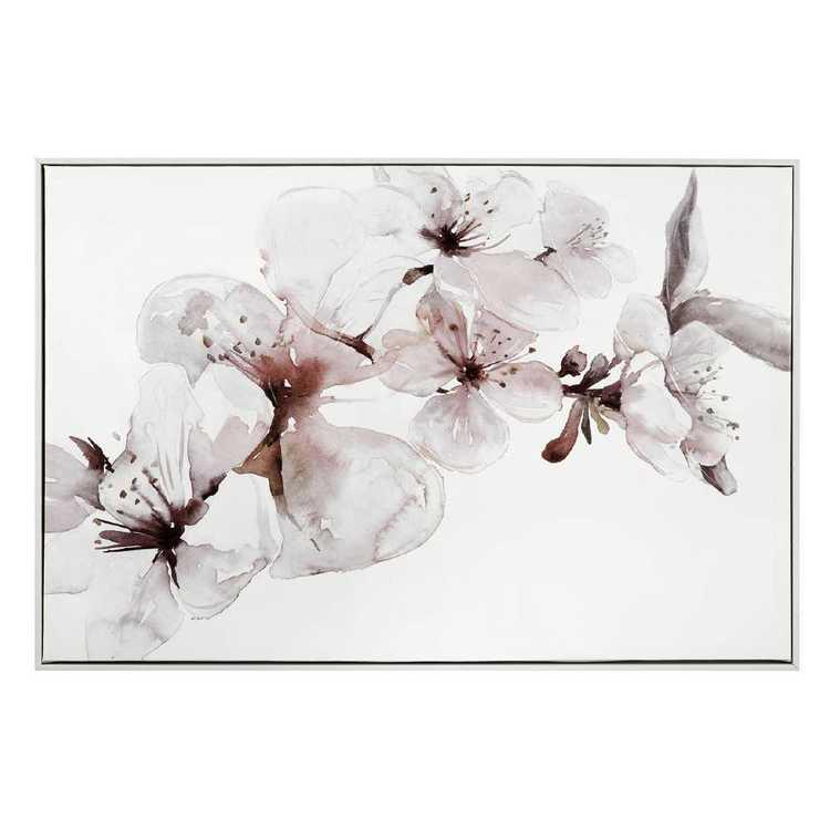 Bouclair Blushing Tones Soft Blossoms Print