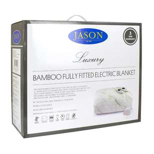 Jason Bamboo Electric Blanket