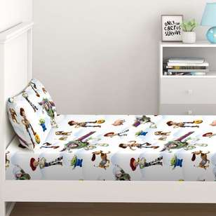 Toy Story Fitted Sheet Set