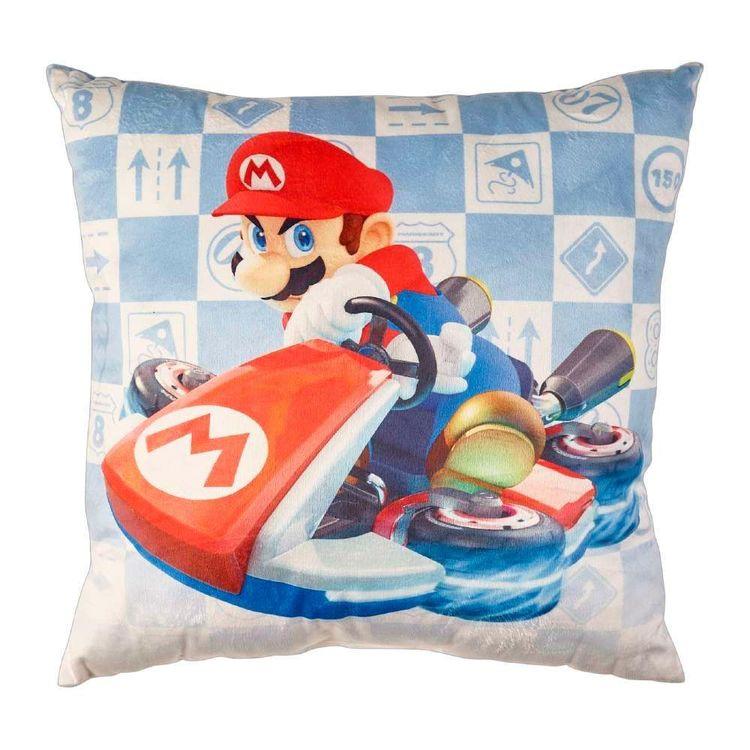Super Mario Square Cushion