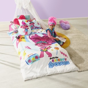 Trolls Quilt Cover Set