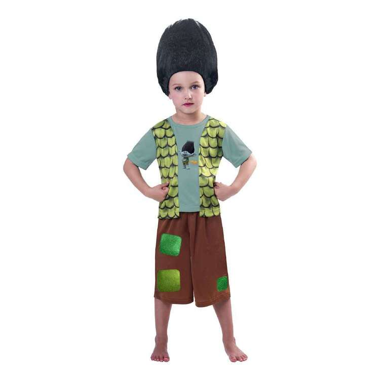 Amscan Trolls Branch Kids Costume