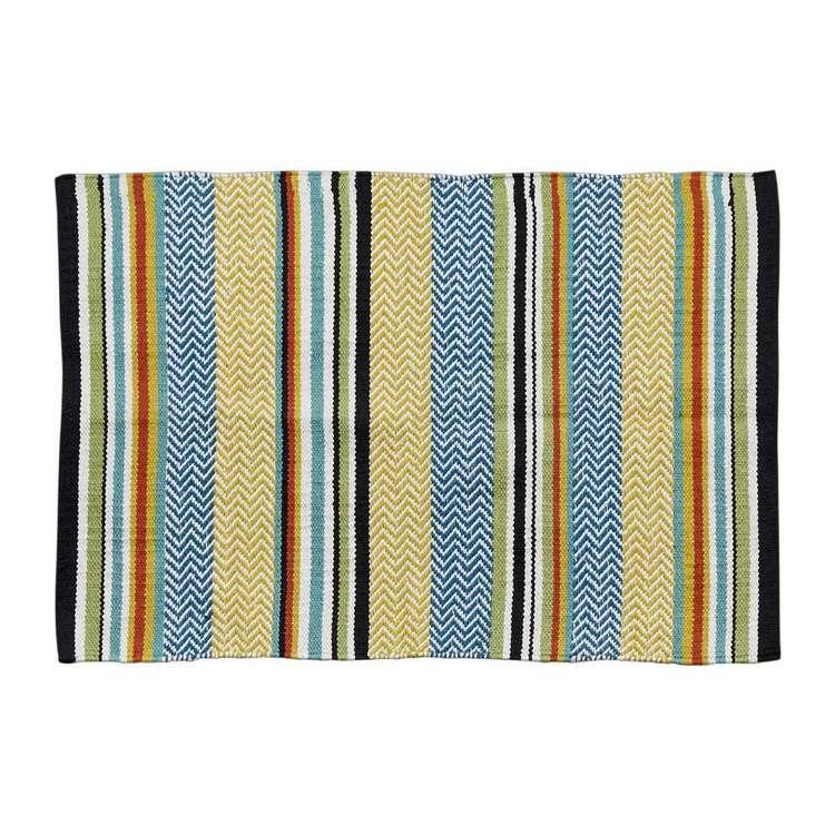 Koo Home Masa Woven Cotton Scatter Mat