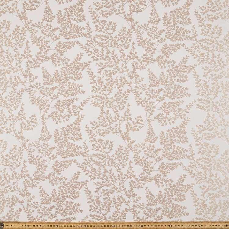 Blossom Jacquard Curtain Fabric
