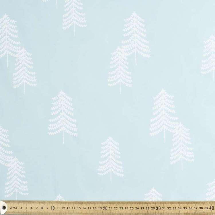 Fern Satin Fabric