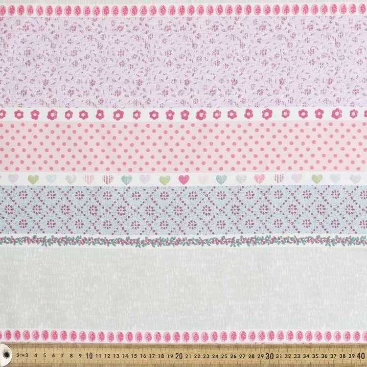 Stripe Satin Fabric