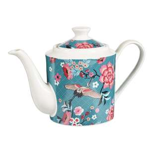 Dine By Ladelle Chinoiserie Teapot