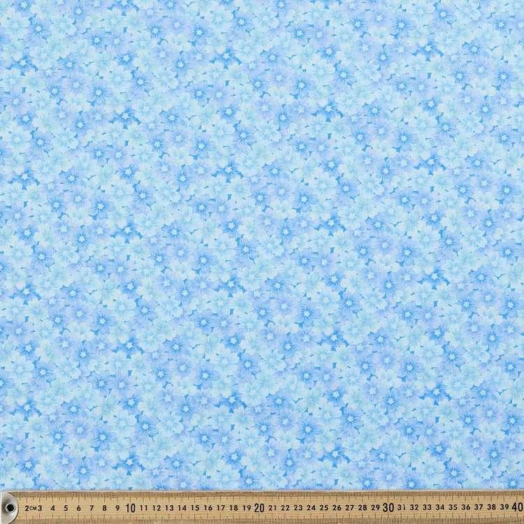 Daisy Blender Cotton Fabric