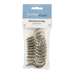 Curtain Hooks Rings Fixtures Curtain Accessories At Spotlight