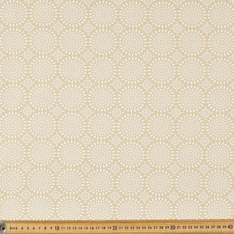 Naturals Blender Sunburst Cotton Fabric