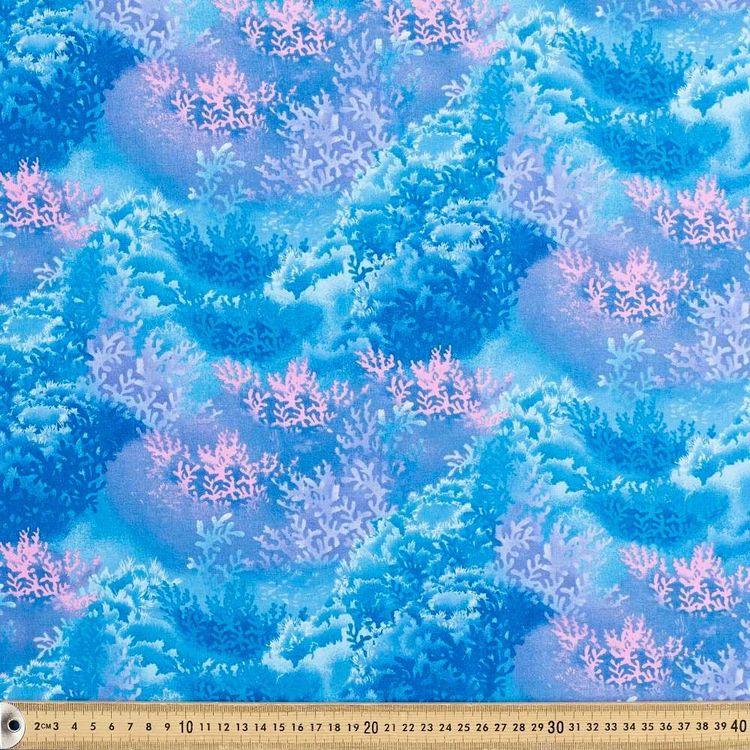 Studio E Sea World Coral Reef Cotton Fabric