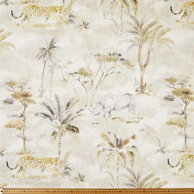 Safari Sabana Curtain Fabric