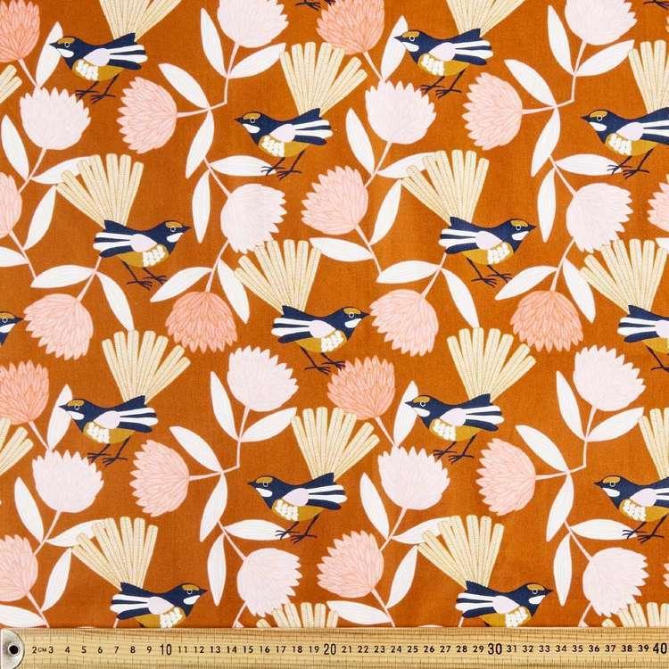 Jocelyn Proust Fantail Printed Montreaux Drill 112 cm Fabric