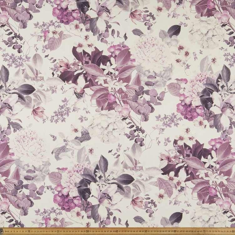 Milla Floral Printed Canvas