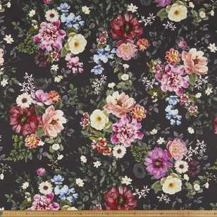 Amelia Floral Printed Canvas