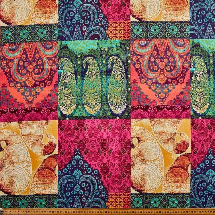 Esme Floral Printed Canvas