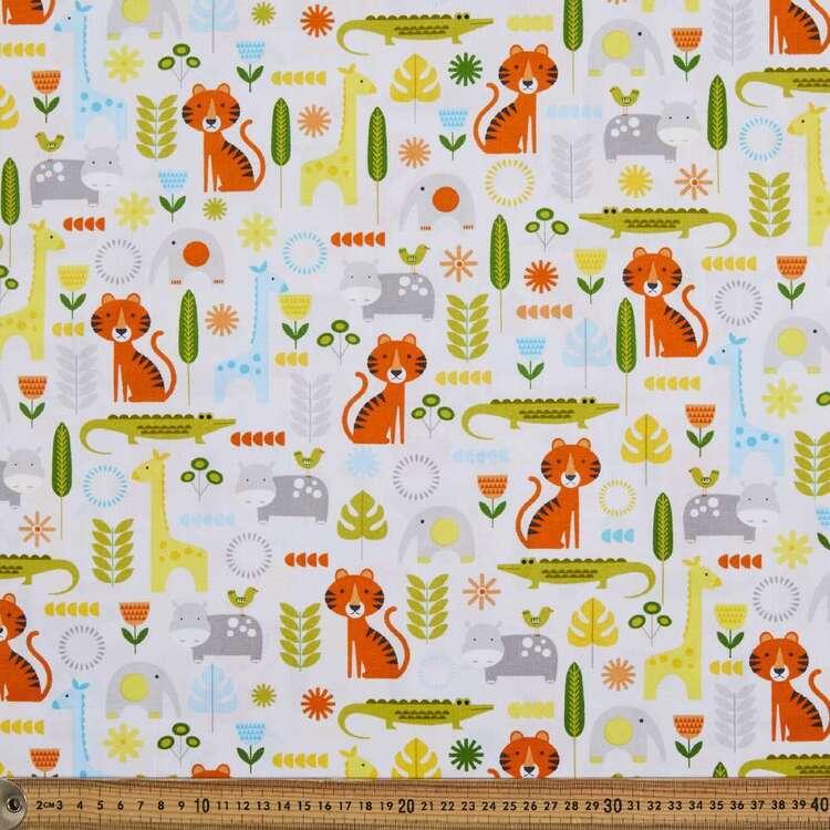Mod Safari Cotton Fabric