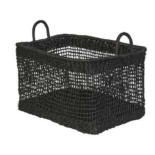 Living Space Raven Square Basket