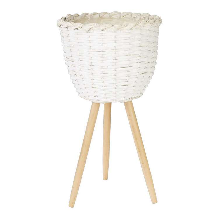 Ombre Home Weathered Coastal Planter Basket